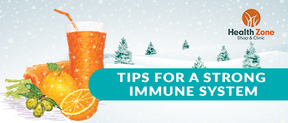 Tips for a Healthy Immune System