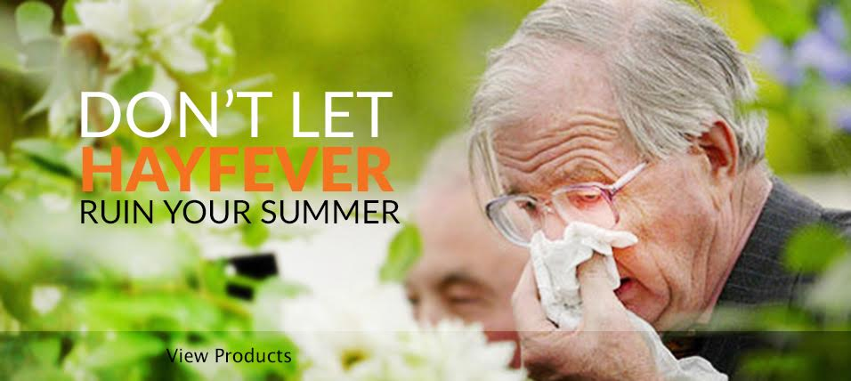 Hayfever remedies and treatment