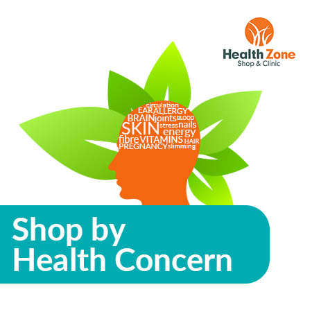 Health Zone Shop By Health Concern